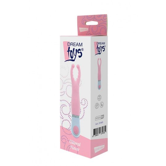 DREAM TOYS 10-SPEED CLITORAL PINCER