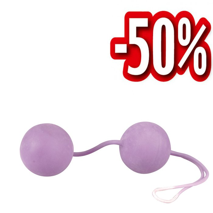 PH ROCK AND ROLL BALLS SILICONE LAVENDER