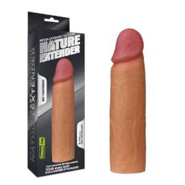 Revolutionary Silicone  Nature Extender 165
